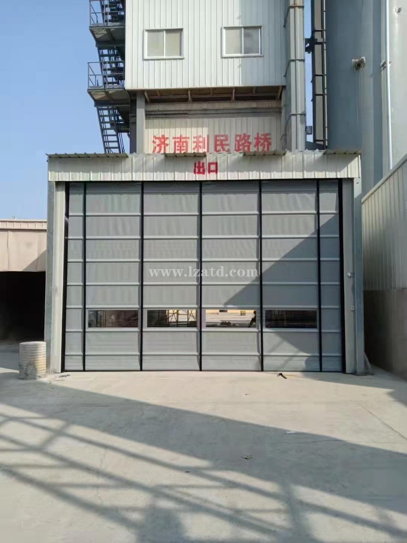 张掖PVC快速卷帘门制造商
