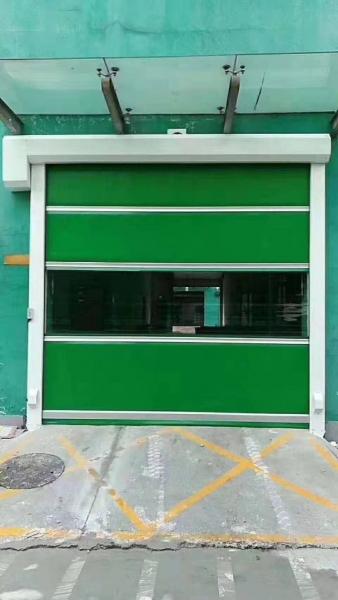 甘肃兰州工业快速卷帘门价格便宜免费安装